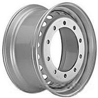 Диск колёсный 19,5х7,50 8х275 ЕТ143 DIA221 без фасок (Maxion)