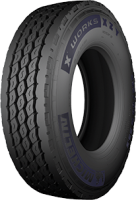 MICHELIN X WORKS XZY 315/80 R22.5 154/150K