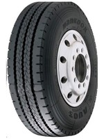Всесезонная шина Hankook AU03 руль+тяга 148/ 145J 11R22.5