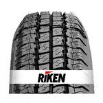 Всесезонная шина RIKEN CARGO 175 R16C 101/99R