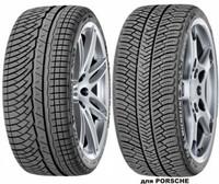 Зимняя шина Michelin Pilot Alpin 4 235/55 R17 103H XL