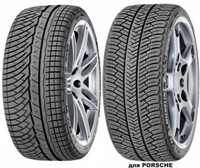 Зимняя шина Michelin Pilot Alpin 4 225/55 R18 102V